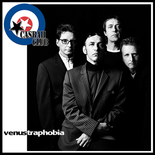 Casbah Club  - Venustraphobia CD Cover